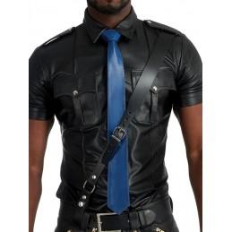 Mister B Leder Krawatte...