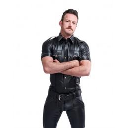 Mister B Leder Polizei...