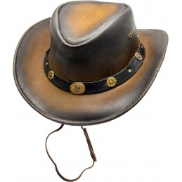 Lederhut Indiana Jones...