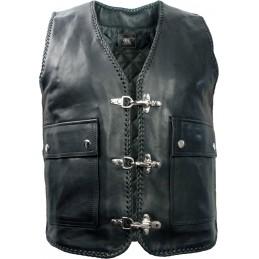 "Lederweste ""Leather Rocky""..."