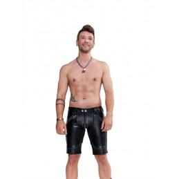 Mister B Leather FXXXer Shorts