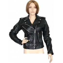 Damen Chopper Jacke Brando