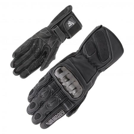 Shepard der Sportliche Lederhandschuh mit Carbon-Protektor